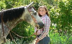 Alyssa Moreland Horse Training & Horseback Riding Lessons