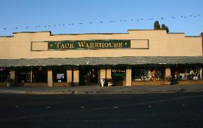 Tack Warehouse Saddle Shop
